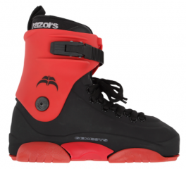 Razors Genesys Black/Red Boot