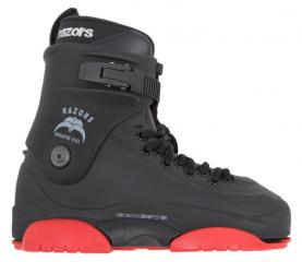 Razors Genesys Black/Red 2 Boot