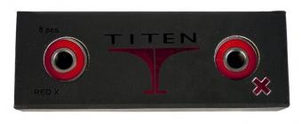 Titen Red X Swiss